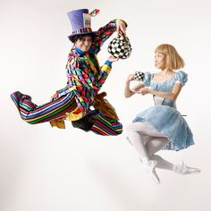 Buy your tickets for ALICE (in Wonderland) performances.