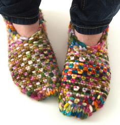 Ravelry: Slippies by Jessica Owen Day