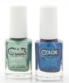 Look what I found on #zulily! Perfect Mol-Ten & Cold Metal Nail Polish Set by Color Club #zulilyfinds