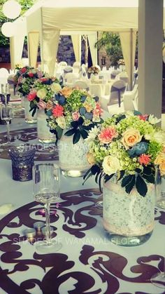 Wanamal Table Decor