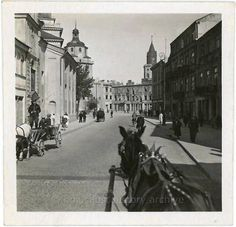 Lublin 1941 Poland Jewish History, My Kind Of Town, Krakow, Ww2, Poland, Street View, Country, Live, Places