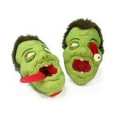 Zombies Afoot Plush Slippers (Plüsch)/ Amazon