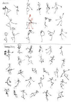 Pose study 2 by Tankitha