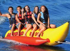 Kwik Tek Airhead Big Dog 5 Rider  #ruralking #summer #imonafloat #watergear #boatingtrips #tubing #inflatablerider #kwiktek #airhead brands