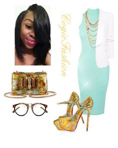 """""""Untitled #315"""" by cogic-fashion ❤ liked on Polyvore"""
