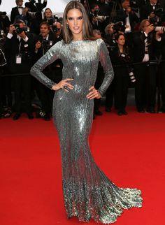 Alessandra Ambrosio - Cannes 2013