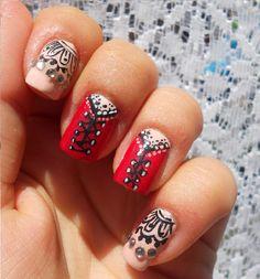 czerwone gorseciki ;)
