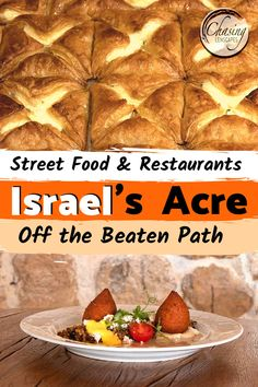 If you love history and food it's time to discover Israel's hidden gem Acre. Acre or Akko is the perfect place to spend a day or weekend to discover Israel's off the beaten path. Check out the best street food market and restaurants in Acre Israel Road Trip Snacks, Good Food, Yummy Food, Best Street Food, Best Places To Eat, Amazing Places, Acre Israel, Seafood Restaurant, International Recipes