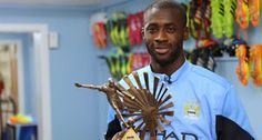 Welcome to Ochiasbullet's Blog: Yaya Toure Wins BBC African Footballer Of The Year...