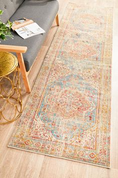 Handsel Feat Blue Runner Carpet Design your home and room by putting on this elegant carpet from the Rug Runner, Rugs On Carpet, Blue Rug, Rugs, Damask Pattern, Area Carpet, Rugs Online, Hand Tufted Rugs, Rug Pattern