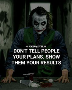 Free simple tips and tricks to earn money online. Joker Qoutes, Best Joker Quotes, Badass Quotes, Joker Quotes Wallpaper, Inspiring Quotes About Life, Inspirational Quotes, Words Quotes, Wisdom Quotes, Heath Ledger Joker Quotes
