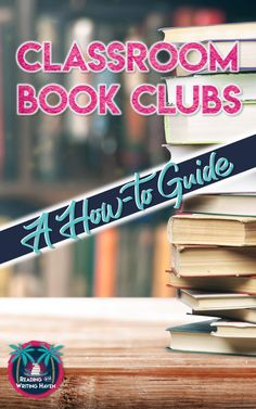 A how-to guide for secondary ELA teachers who want to begin a choice reading unit or book club in their classrooms #highschoolela #choicereading #bookclub