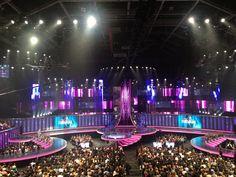 Billboard Music Awards Design set