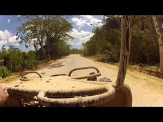 Driving 4x4 Buggy on Dominican Republic Roads - Punta Cana