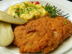 Cornbread, Mashed Potatoes, Food And Drink, Treats, Chicken, Ethnic Recipes, Kitchens, Eten, Millet Bread