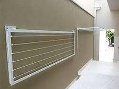 Resultado de imagen para varal de apartamento como instalar