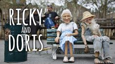 A Short Film About the Beautiful Friendship Between a New York City Puppeteer and a Local 83-Year-Old Woman
