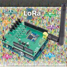The LoRa shield: an Open Source Arduinos long-range communication module