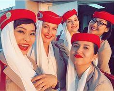 """ミューズ達の勝負服 #1エミレーツ航空CAが明かす華麗なる私生活と""""美の企業秘密"""""""