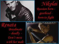 Photo of Niko & Renata for fans of midnight breed series 29347036 Paranormal Romance, Romance Novels, Lara Adrian, Book Characters, Book Series, Audiobooks, Sci Fi, Corner, Fandom