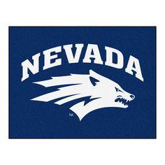 Nevada Reno Wolf Pack NCAA All-Star Floor Mat (34x45)