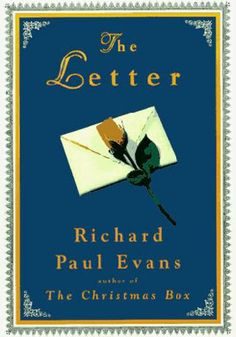 The Letter (3rd book of The Christmas Box Trilogy) | Richard Paul Evans