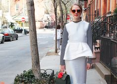 Beyond the Pencil (Skirt): Meet Cleo, Moda Operandi ~ Levo League