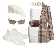 """""""Untitled #469"""" by youraveragestyle ❤ liked on Polyvore featuring Maxwell Scott Bags, Brixton, Yves Saint Laurent, Theory, Balenciaga, Versace, Vivienne Westwood and Giorgio Armani"""