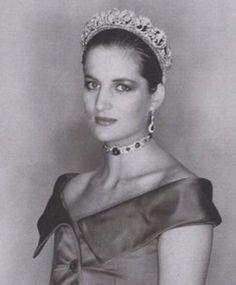 HRH Diana The Prince