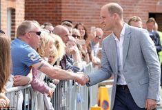 Duke and Duchess of Cambridge begin away day to Cornwall