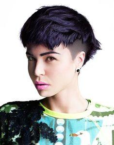 ... Fashion 2014, Hair Trends, Shorts Cut, Colors Hair, Shorts Hairstyles
