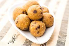 Peanut Butter Chickpea Energy Balls