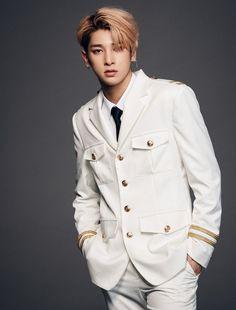 Hangyul - The Unit Boys Republic, Wattpad, U Kiss, Kpop Guys, K Idol, New Kids, Hot Boys, Chef Jackets, Suit Jacket