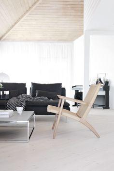 Global homes, CH25, Hans Wegner, Carl Hansen & Søn