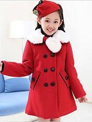 Girl's Fashion Joker Fashion Leather Buckle Colla... – DKK kr. 304