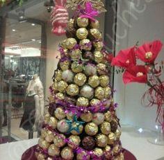 Sorteamos nuestro árbol de navidad #navidad #florichuches #chuches #golosinas #Tenerife
