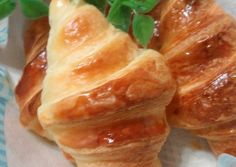 Crispy Croissants Recipe -  Very Tasty Food. Let's make it!