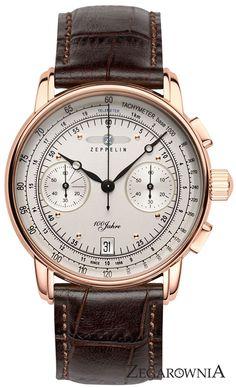 ZEGAREK MĘSKI ZEPPELIN 100 JAHRE CHRONOGRAPH http://zegarownia.pl/zegarek-meski-zeppelin-100-jahre-chronograph-7672-1