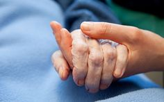 Terminally ill face postcode lottery in end-of-life care TERMINALLY ill people in London can expect a worse death than almost anywhere in the country, a study by the Office for National Statistics suggests.