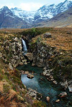 Scotland Fairy Pools