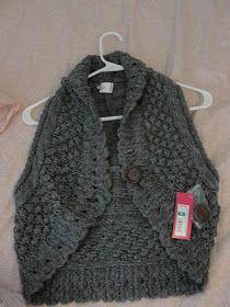 Thrifted grey vest // goodwill // Instagram @ keepinitthrifty