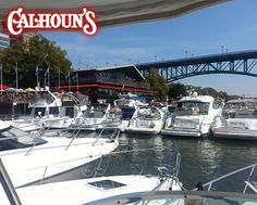 Knoxville, TN — Help show your support for Fort Loudoun Lake Association Sept for Fall Kickoff at Calhoun's on the River in Downtown Knoxvill. Lakeside Dining, Lakeside Restaurant, Tennessee River, Boat Dock, Marina Bay Sands, Deck, Fall, Water, Join
