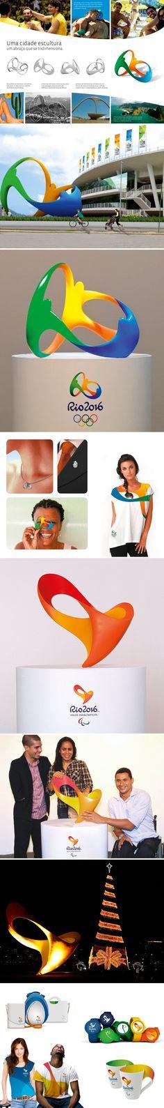 Rio 2016 Brand