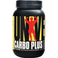 Better Quality Better Value! Buy 1 – 2 -3 – 4 – or 5 items & save more Ship domestic & international! UNIVERSAL NUTRITION Carbo Plus 2.2 lbs Buy 1 - 2 - 3 - 4 or 5 items save more #UNIVERSALNUTRITION