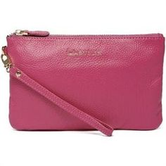 Leather Mighty Purse - Charging Clutch now REDUCED.  $89.00