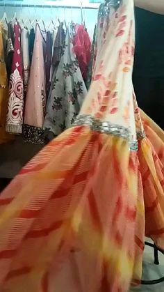Kids Party Wear Dresses, Party Wear Indian Dresses, Designer Party Wear Dresses, Indian Fashion Dresses, Indian Designer Outfits, Lehnga Dress, Lehenga Choli, Anarkali, Stylish Dresses For Girls