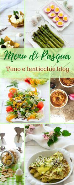 https://blog.giallozafferano.it/timoelenticchie/menu-di-pasqua-etica-e-gustosa/  Menu di Pasqua ricette vegetariane con pace e amore senza carne per un pranzo etico. Scopriamo assieme anche il significato di Pasqua