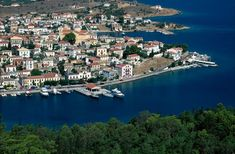 VISIT GREECE| Galaxidi!  The most charming #season of the year is here! The #Greek countryside is waiting to reveal its secrets! Autumn, with golden brown foliage and mild temperature is the ideal time to visit Greece, if you are looking to experience the culture, local life, unique natural environments and sports!