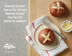 Use Diamond Crystal® Sea Salts to add a clean, fresh flavor to all of your…