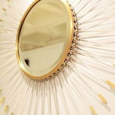 So many mirror options with this brand! #mirror #sunburstmirror